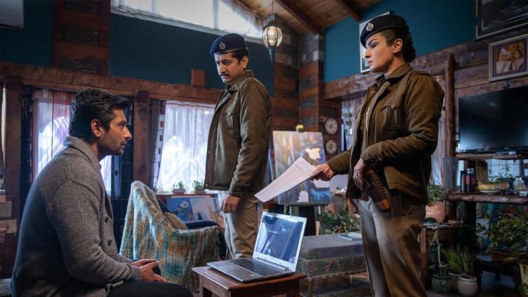 Aranyak on Netflix: Cast and teaser