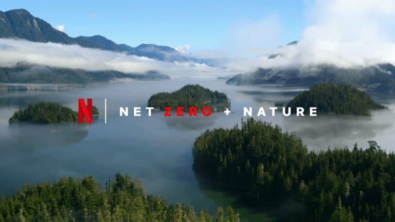 Netflix pledges net zero emissions by end of 2022