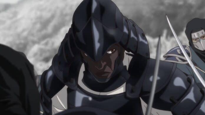 Yusuke Netflix anime