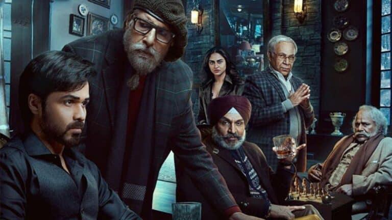 Amitabh Bachchan faces Emraan Hashmi in 'Chehre'