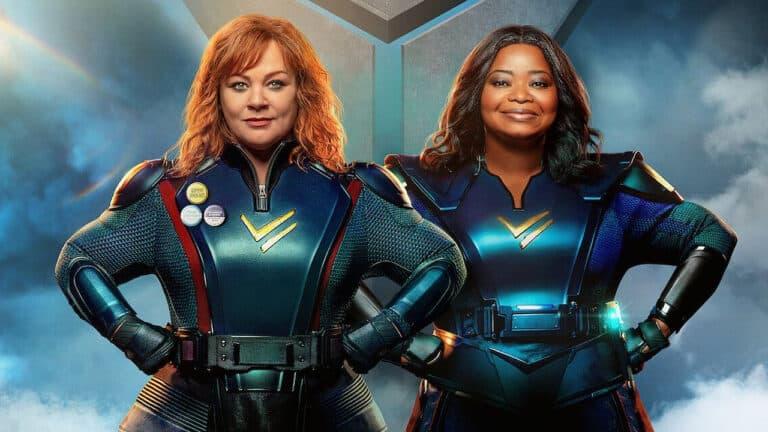 Thunder Force on Netflix: Octavia Spencer, Melissa McCarthy led action-comedy