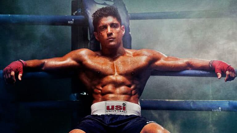 Farhan Akhtar plays gangster-turned-boxer in Amazon's 'Toofaan'