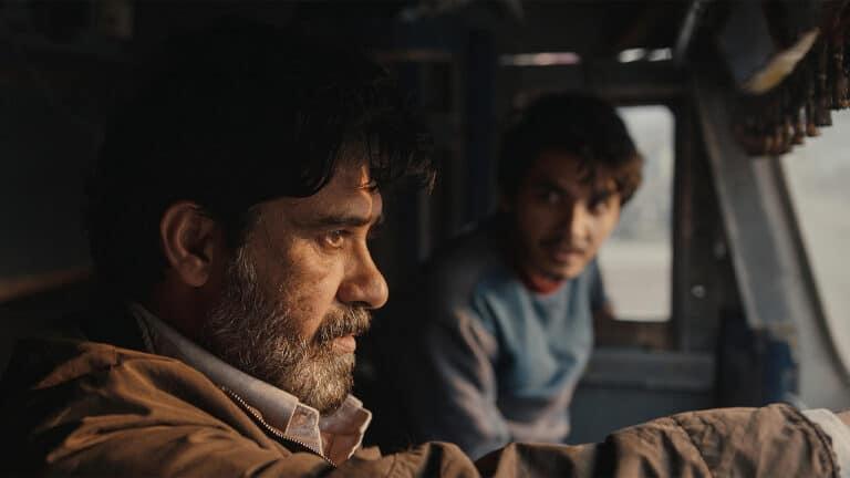 Netflix's 'Milestone' illustrates truck driver's struggles