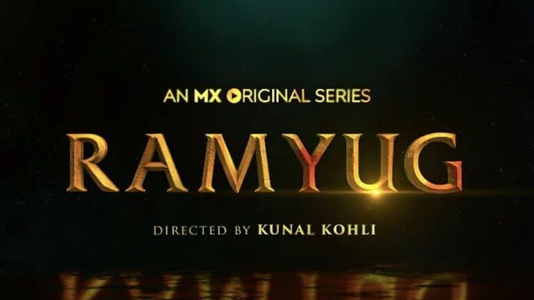 MX Player announces Ramayan adaptation titled 'Ramyug'