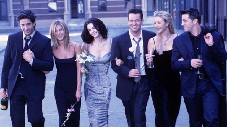 Friends Reunion starts filming next week: David Schwimmer