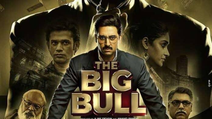 The Big Bull Disney+ Hotstar