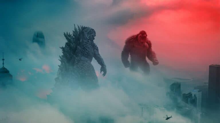 All Titans shown in Godzilla vs. Kong