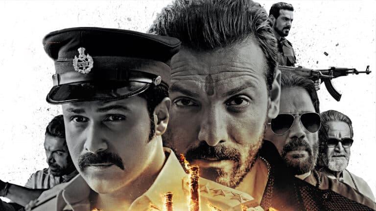 'Mumbai Saga' now streaming on Amazon Prime Video