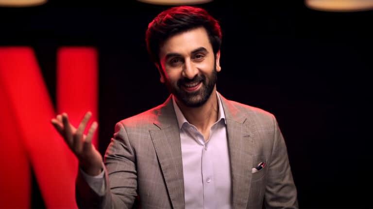 Ranbir Kapoor teases involvement with Netflix in new promo