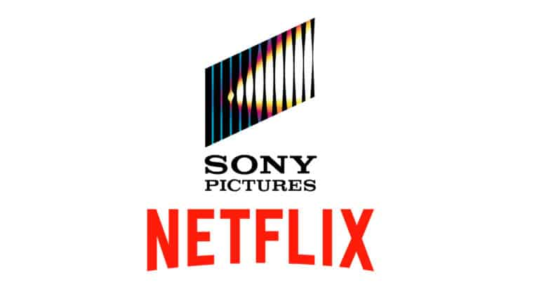 Sony Films and Netflix strike deal for streaming rights of upcoming movies