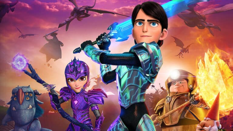 Release date announced for Netflix's 'Trollhunters: Rise Of The Titans'