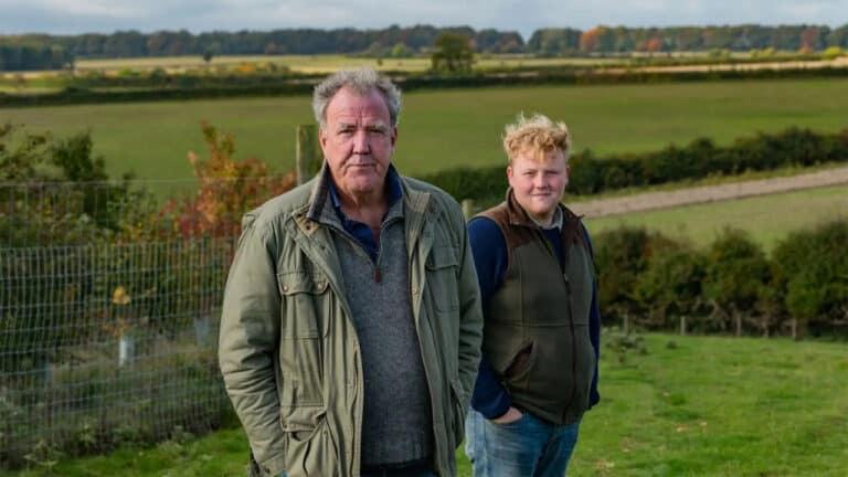 'Clarkson's Farm' features Jeremy's efforts to run his farm