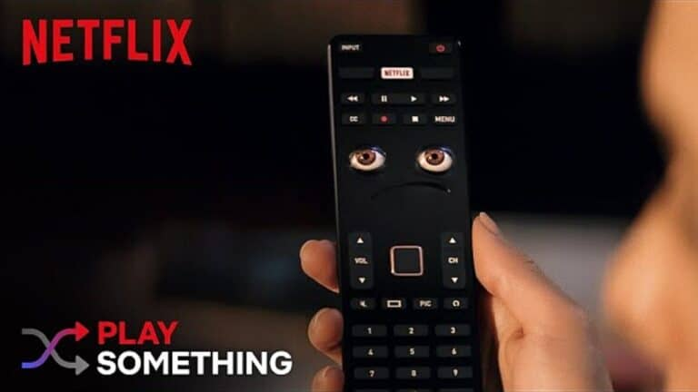 Netflix rolls out new feature 'Play Something'