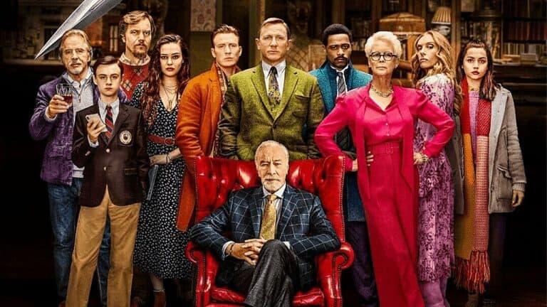 Netflix's 'Knives Out' sequel introduces new cast