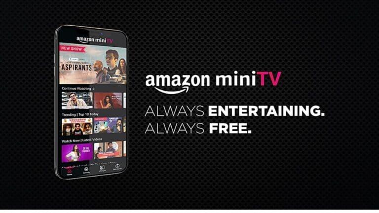 MiniTV launched on Amazon India shopping app