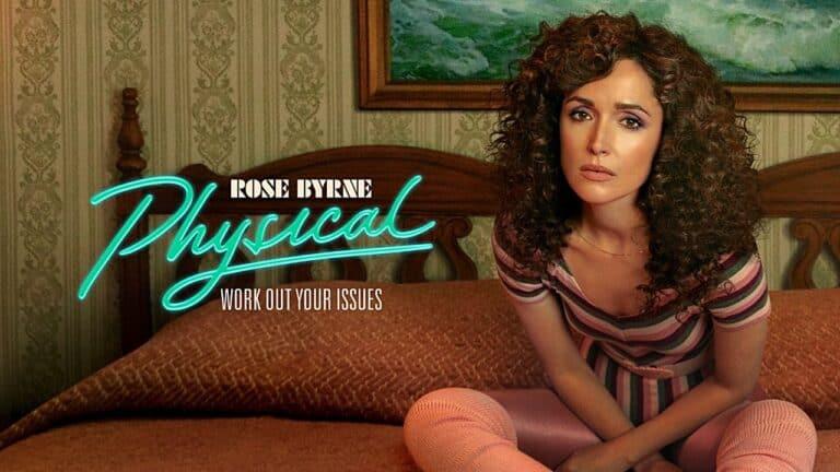 'Physical' on Apple TV+ stars Rose Byrne as aerobics guru
