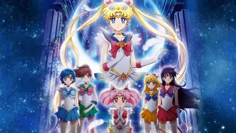 'Pretty Guardian Sailor Moon Eternal The Movie' gets worldwide release via Netflix