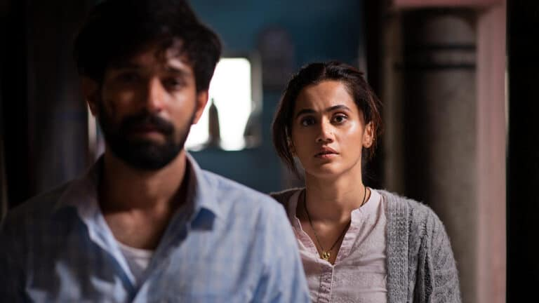 Netflix's Haseen Dilruba showcases twisted colours of love
