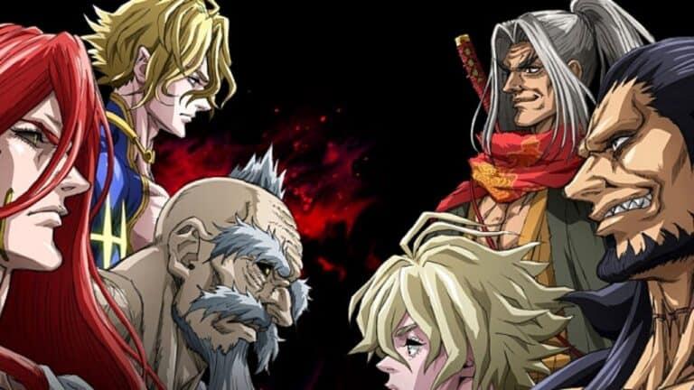 Netflix anime 'Record of Ragnarok' to stream from June 17