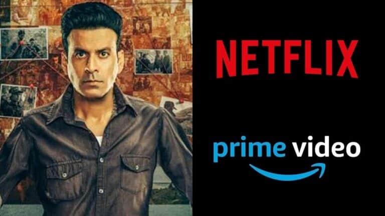 Netflix and Amazon banter over Manoj Bajpayee on Twitter