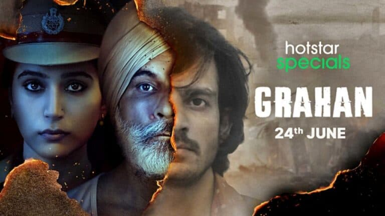 Secrets from 1984 riots come out in 'Grahan' on Disney+ Hotstar
