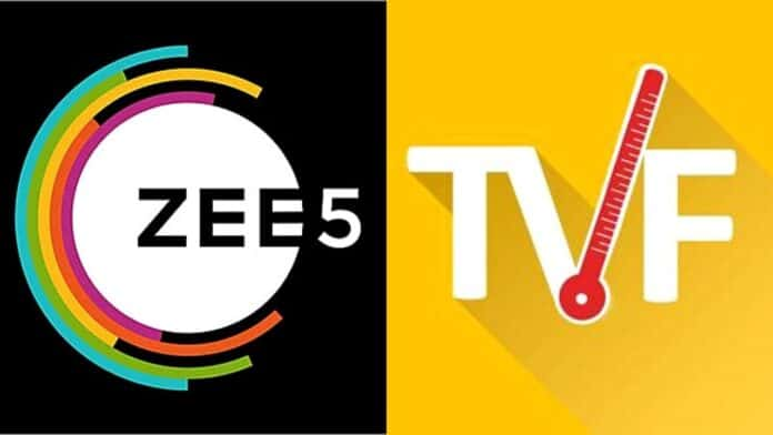 ZEE5 and TVF collaboration