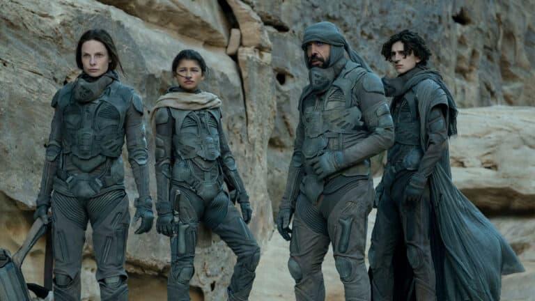 Dune on HBO Max: Denis Villeneuve's grandiose project
