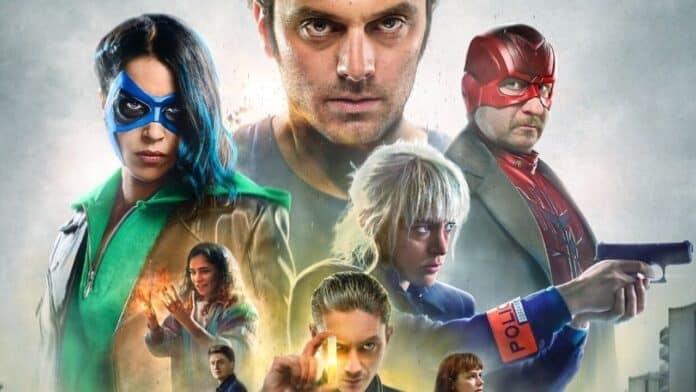 How I Became a Superhero Netflix