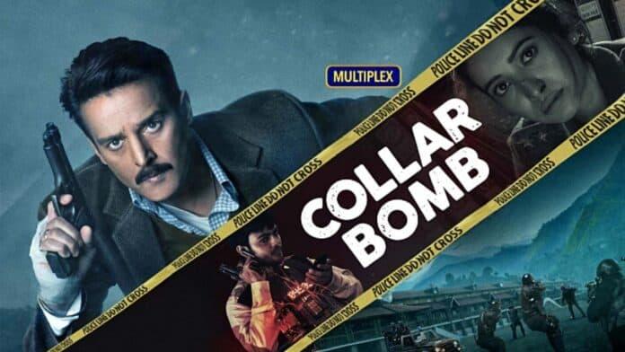 Collar Bomb Disney+ Hotstar