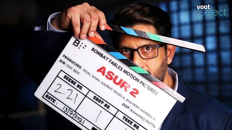 'Asur' season 2 now shooting, Voot Select announces