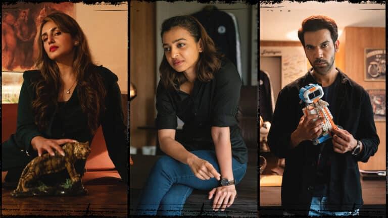 Netflix announces 'Monica, O My Darling' with Rajkummar Rao, Radhika Apte, Huma Qureshi