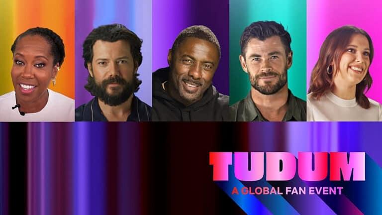 Netflix's global fan event TUDUM to premiere on September 25