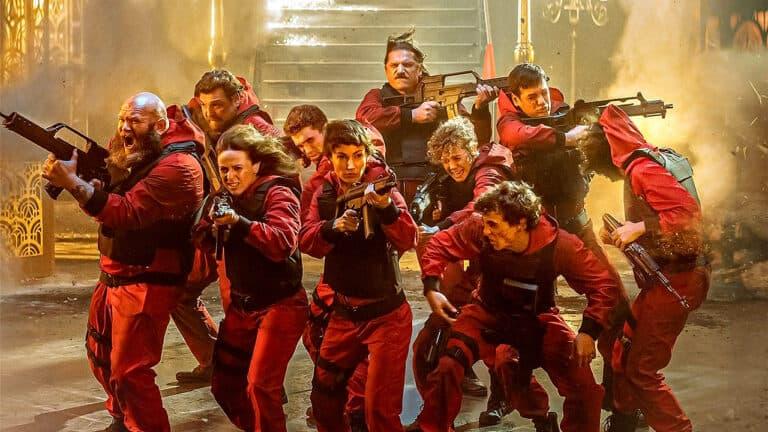 Money Heist season 5 Vol.1 trailer promises intense finale