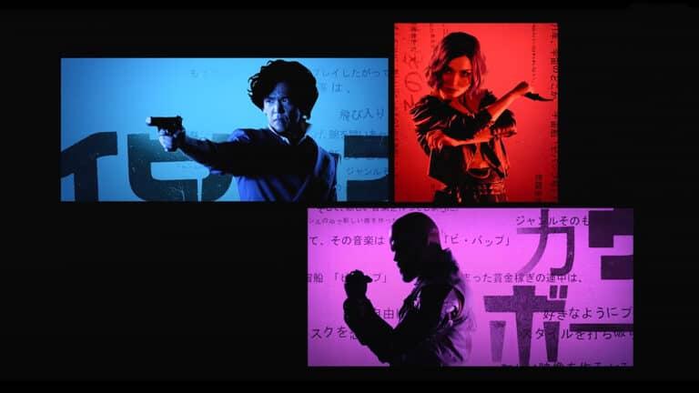 Netflix showcases Cowboy Bebop opening credits at TUDUM