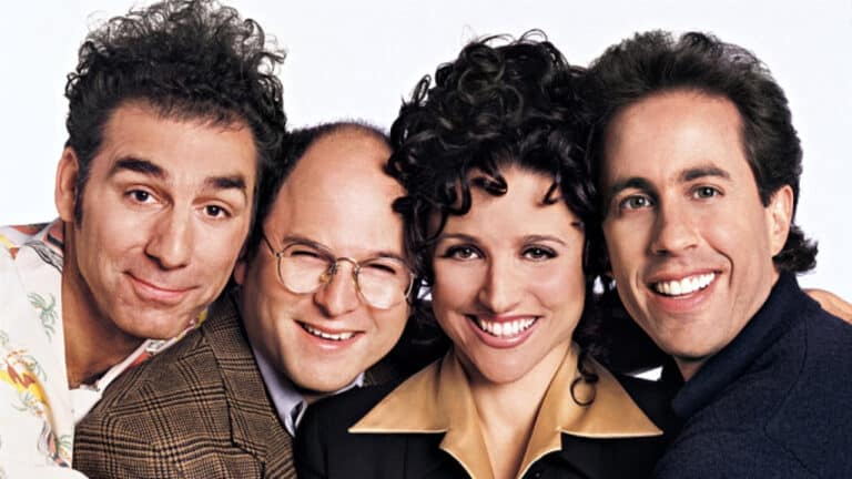 'Seinfeld' to stream on Netflix from October 1