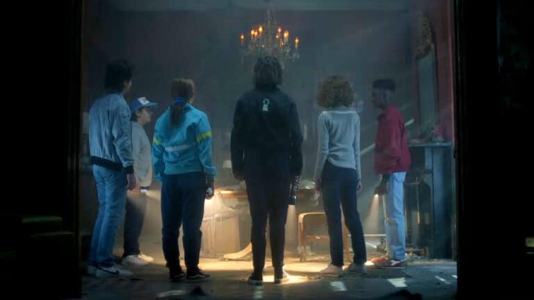 Netflix reveals new sneak peak into 'Stranger Things' season 4