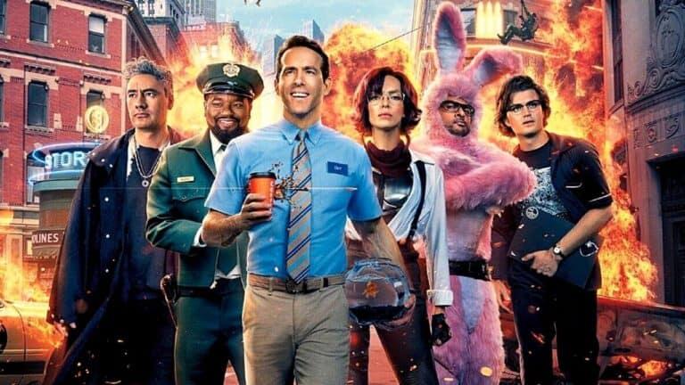Ryan Reynolds' 'Free Guy' coming to Disney+