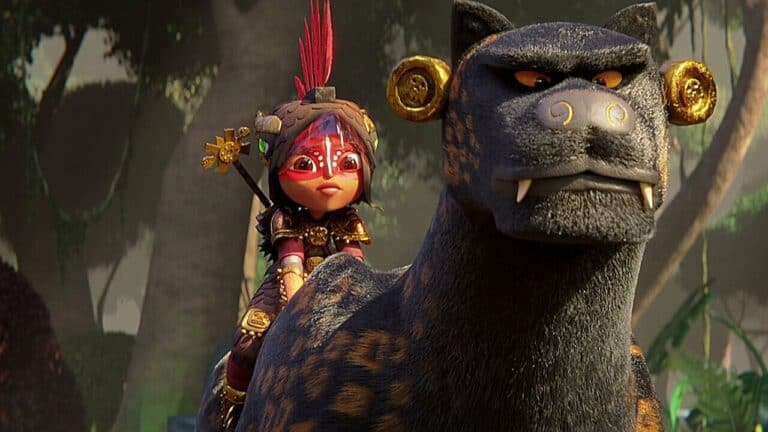 Maya and the Three on Netflix: Release date, cast and trailer