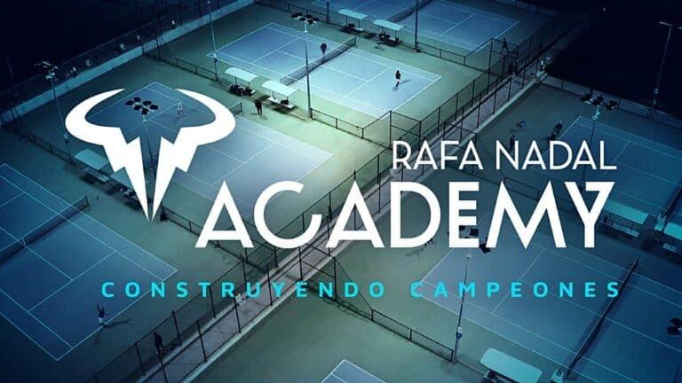 Amazon documentary gives insight into 'Rafa Nadal Academy'