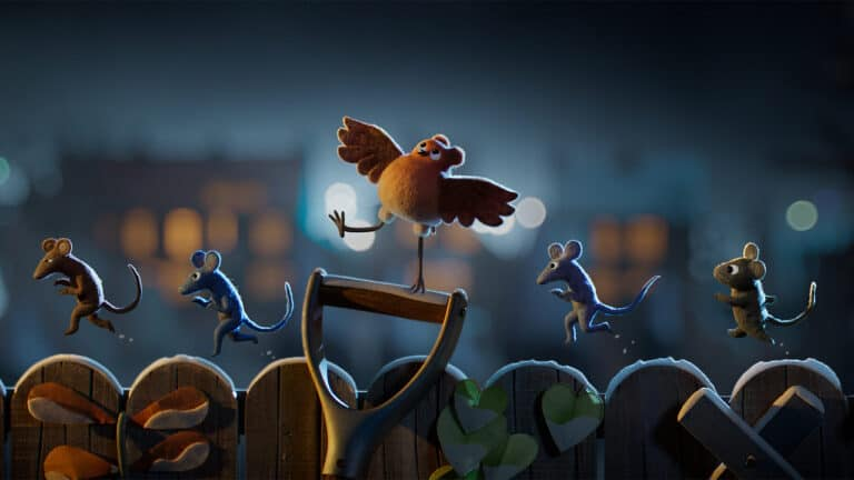 Robin Robin on Netflix: Release date, cast and trailer