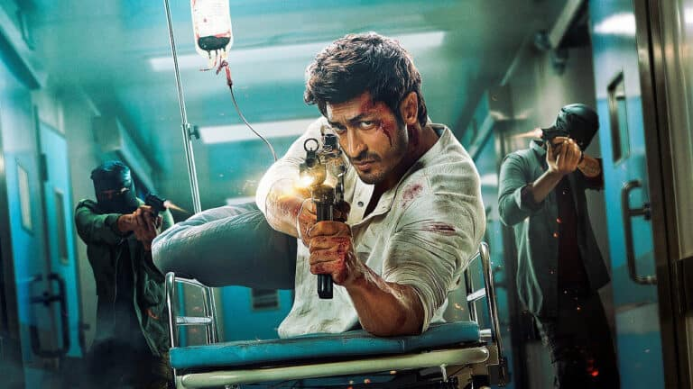 Sanak review: Slick actioner with not much more to offer
